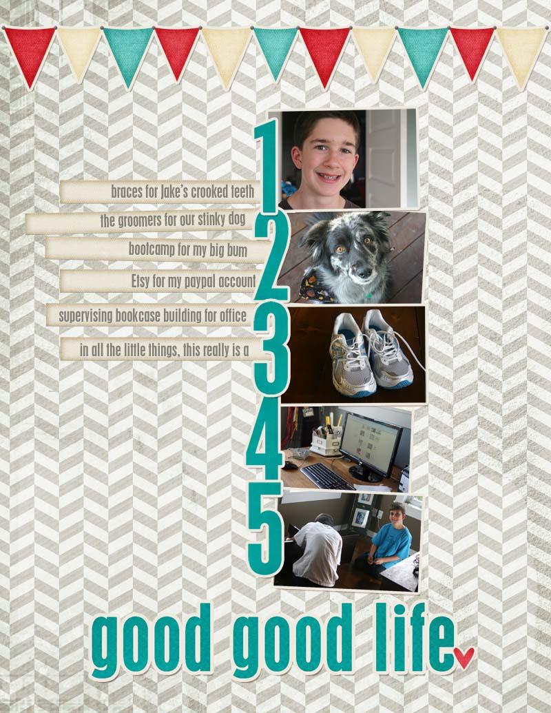 Good good life copy