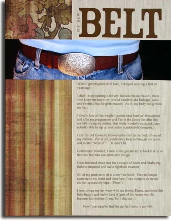 My_belt